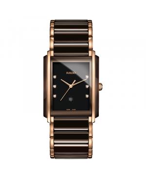 Szwajcarski elegancki zegarek RADO Integral Diamonds R20219722