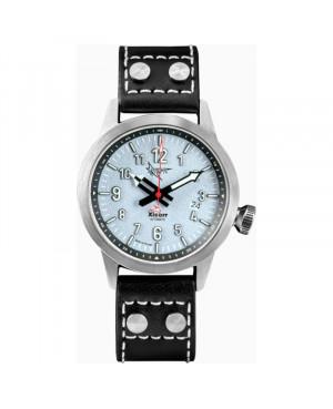 Polski zegarek męski dla pilotów XICORR SPARK LIGHT BLUE (LB)