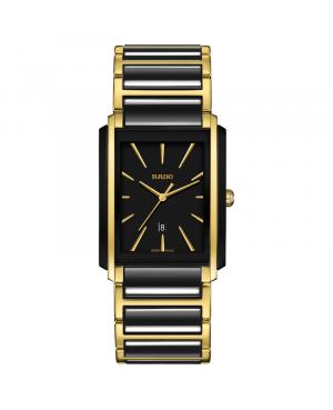 Szwajcarski elegancki zegarek męski RADO Integral R20204162