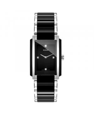 Szwajcarski elegancki zegarek damski RADO Integral Diamonds R20613712