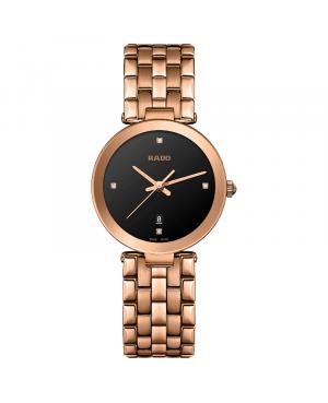 Szwajcarski elegancki zegarek damski RADO Florence Diamonds R48893714