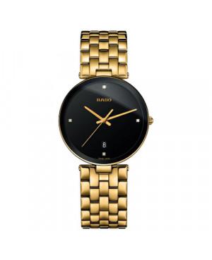 Szwajcarski klasyczny zegarek damski RADO Florence Diamonds R48867714