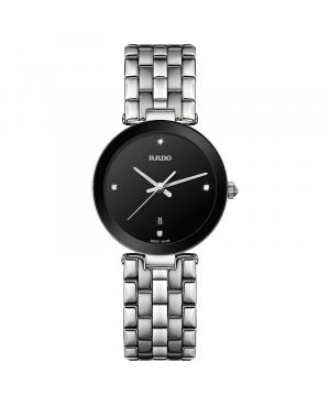 Szwajcarski elegancki zegarek damski RADO Florence Diamonds R48908713