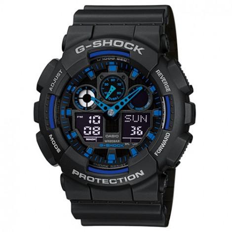 CASIO GA-100-1A2ER Sportowy zegarek męski