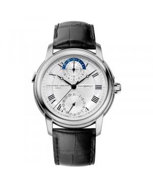 Szwajcarski elegancki zegarek męski FREDERIQUE CONSTANT Classics Hybrid FC-750MC4H6 (FC750MC4H6)