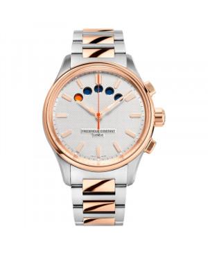 Szwajcarski elegancki zegarek męski FREDERIQUE CONSTANT YACHT TIMER FC-380VT4H2B (FC380VT4H2B)