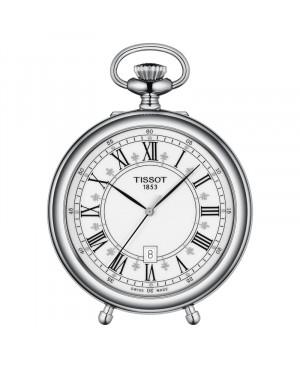 Szwajcarski kieszonkowy zegarek męski TISSOT Stand Alone T866.410.99.013.00 (T8664109901300)