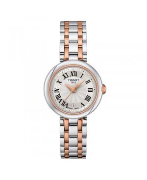 Szwajcarski klasyczny zegarek damski  TISSOT Bellissima Small Lady T126.010.22.013.01 (T1260102201301)
