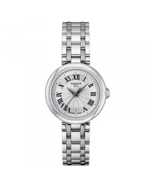 Szwajcarski klasyczny zegarek damski  TISSOT Bellissima Small Lady T126.010.11.013.00 (T1260101101300)