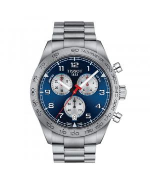 Szwajcarski sportowy zegarek męski TISSOT  PRS 516 Chronograph T131.617.11.042.00 (T1316171104200)