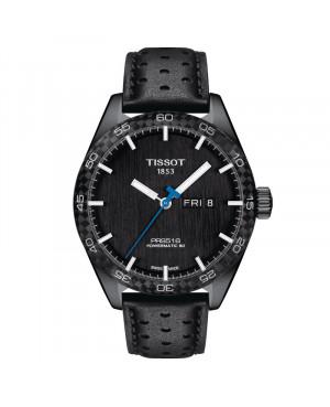 Szwajcarski sportowy zegarek męski TISSOT  PRS 516 Powermatic 80 T100.430.36.051.02 (T1004303605102)