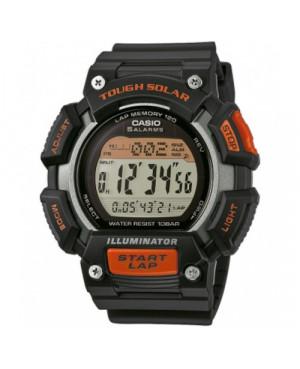 Sportowy zegarek męski Casio Collection Solar STL-S110H-1AEF (STLS110H1AEF)