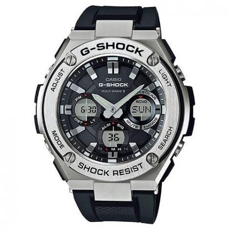 Sportowy zegarek męski CASIO GST-W110-1AER G-Shock G-Steel