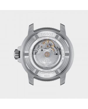 Transparentny dekiel TISSOT Seastar 2000 Professional Powermatic 80 T120.607.11.041.01 (T1206071104101)