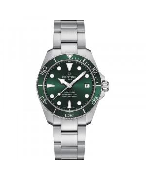 Szwajcarski sportowy zegarek męski CERTINA DS Action Diver C032.807.11.091.00 (C0328071109100)
