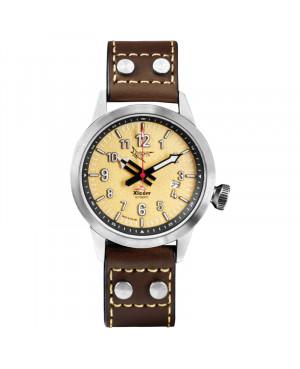 Polski zegarek męski dla pilotów XICORR SPARK SANDD (SD)