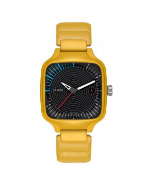 Szwajcarski modowy zegarek damski RADO True Square Tej Chauhan R27074155