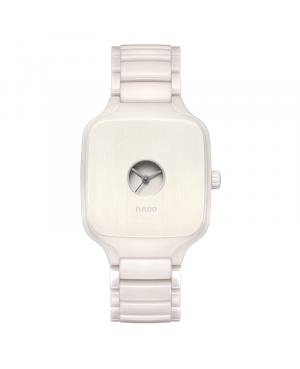 Szwajcarski modowy zegarek RADO True Square Formafantasma R27076012