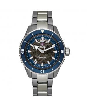 Szwajcarski sportowy zegarek męski RADO Captain Cook High-Tech Ceramic R32128202