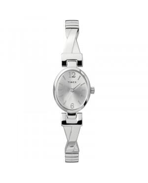 Elegancki zegarek damski TIMEX Fashion Stretch Bangle TW2U12200