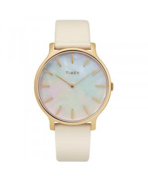 Klasyczny zegarek damski TIMEX Transcend TW2T35400