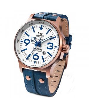 Sportowy zegarek męski VOSTOK EUROPE Expedition North Pole YN55/595B641 (YN55595B641)