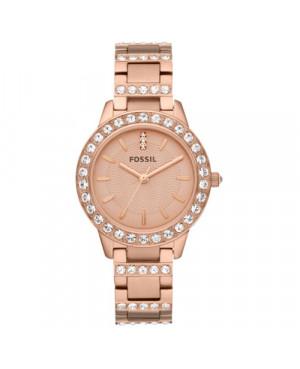Biżuteryjny zegarek damski FOSSIL JESSE ES3020