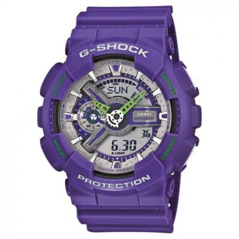 CASIO GA-110DN-6AER Sportowy zegarek męski Casio G-shock