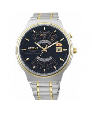 Elegancki zegarek męski ORIENT FEU00000BW
