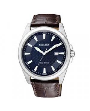 Klasyczny zegarek męski CITIZEN Solar Classic Sapphire BM7108-22L