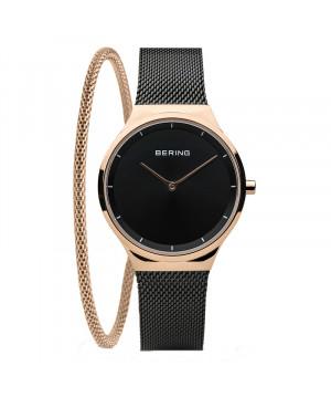 Elegancki zegarek damski BERING Classic Lady 12131-162-RZ (12131162RZ)