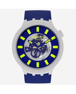 Sportowy zegarek damski SWATCH LIMY SB03M103