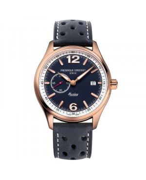 Szwajcarski elegancki zegarek męski FREDERIQUE CONSTANT Vintage Rally Healey FC-345HNS5B4
