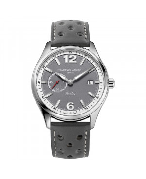 Szwajcarski elegancki zegarek damski FREDERIQUE CONSTANT Vintage Rally Healey FC-345HGS5B6