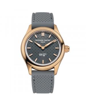 Szwajcarski smartwatch damski FREDERIQUE CONSTANT Vitality FC-286LGS3B4