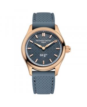 Szwajcarski smartwatch damski FREDERIQUE CONSTANT Vitality FC-286LNS3B4