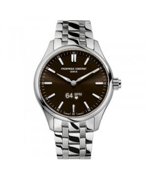 Szwajcarski smartwatch męski FREDERIQUE CONSTANT Vitality FC-287CS5B6B