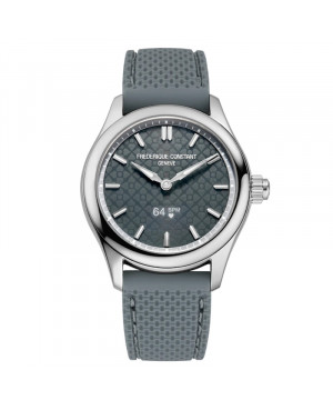 Szwajcarski smartwatch damski FREDERIQUE CONSTANT Vitality FC-286LGS3B6