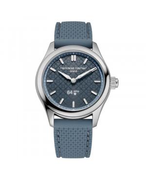 Szwajcarski smartwatch damski FREDERIQUE CONSTANT   FC-286LNS3B6