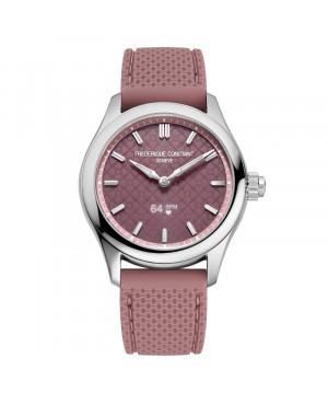 Szwajcarski smartwatch damski FREDERIQUE CONSTANT Vitality FC-286BRGS3B6