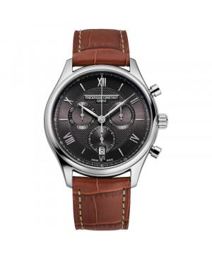 Szwajcarski elegancki zegarek męski FREDERIQUE CONSTANT Classics FC-292MG5B26