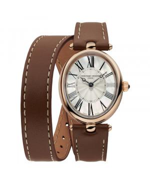 Szwajcarski elegancki zegarek damski FREDERIQUE CONSTANT ART DÉCO FC-200MPW2V4