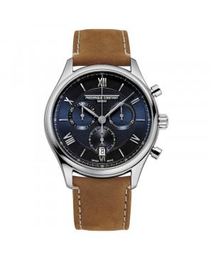 Szwajcarski elegancki zegarek męski FREDERIQUE CONSTANT Classics FC-292MNB5B6