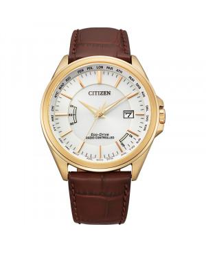 Klasyczny zegarek męski CITIZEN Radio controlled CB0253-19A (CB025319A)