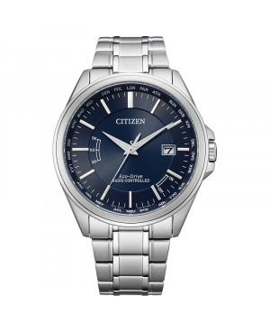Klasyczny zegarek męski CITIZEN Radio controlled CB0250-84L (CB025084L)