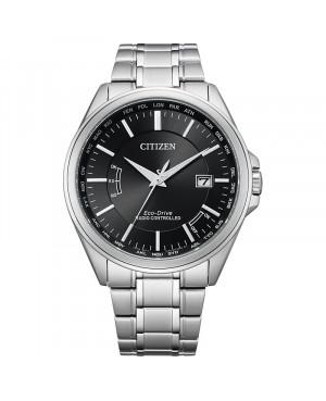 Klasyczny zegarek męski CITIZEN Radio controlled CB0250-84E (CB025084E)