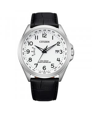 Klasyczny zegarek męski CITIZEN Radio controlled CB0250-17A (CB025017A)