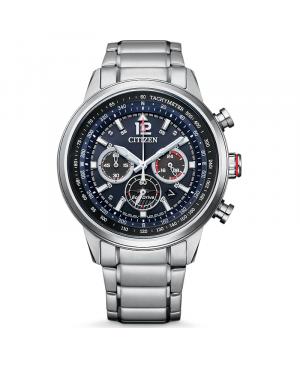 Sportowy zegarek męski CITIZEN Pilot Chrono CA4471-80L