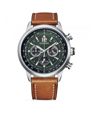 Sportowy zegarek męski CITIZEN Pilot Chrono CA4470-15X