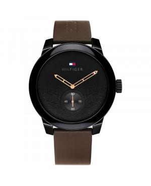 Modowy zegarek męski TOMMY HILFIGER Denim 1791801